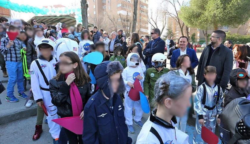 Coslada celebra los carnavales infantiles.