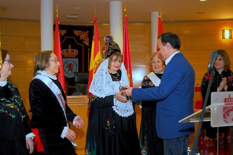 La Fiesta de Las Águedas en Coslada, organizada por la Casa Regional de Castilla y León.