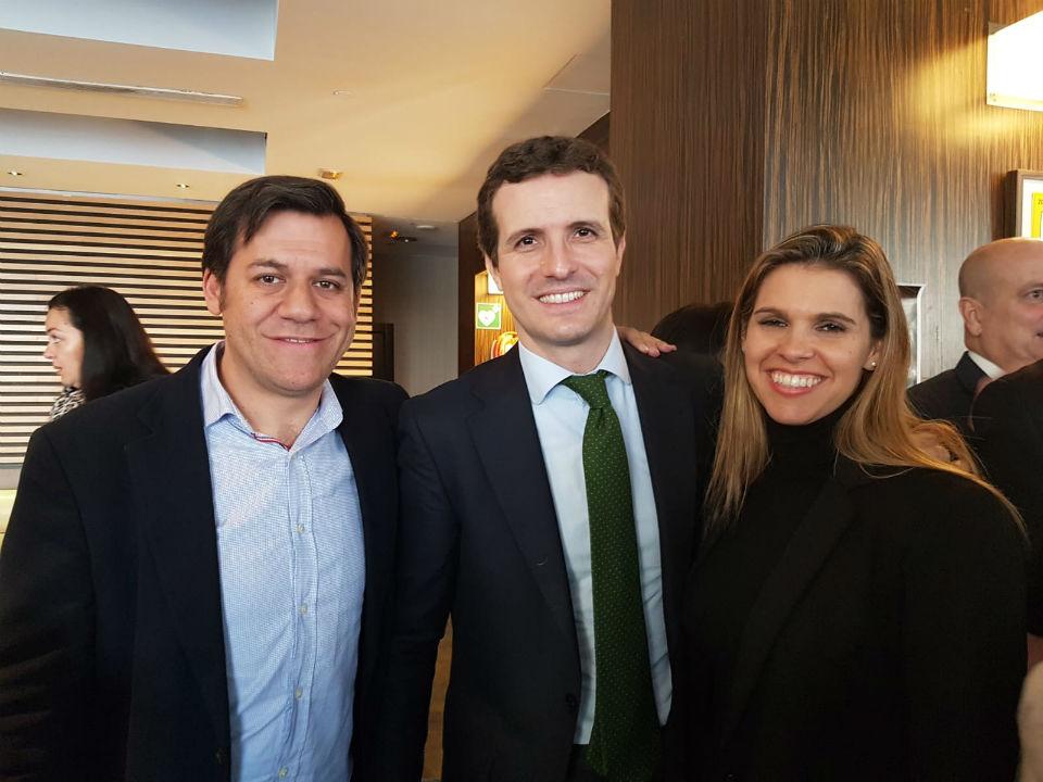Judith Piquet, candidata del PP de Alcalá de Henares, será la cabeza de lista en las próximas elecciones municipales.