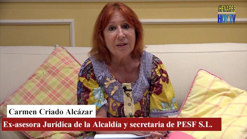 OPINION: de Carmen Criado Alcázar, sobre la última sentencia de la Audiencia Provincial en el caso Plaza de España de San Fernando de Henares.