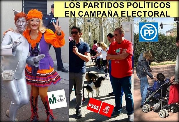 La Campaña electoral de los Partidos y el Imparable precio de la vivienda en San Fernando de Henares.