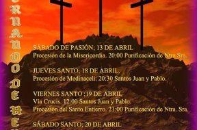 Semana Snta 2019 en San Fernando de Henares