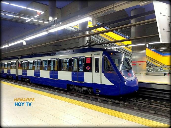 Línea 7B de Metro en San Fernando de Henares:¿La cerrarán definitivamente?