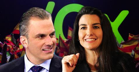 VOX desvela sus candidatos en Madrid: Rocío Monasterio a la Comunidad y Javier Ortega Smith al Ayuntamiento.