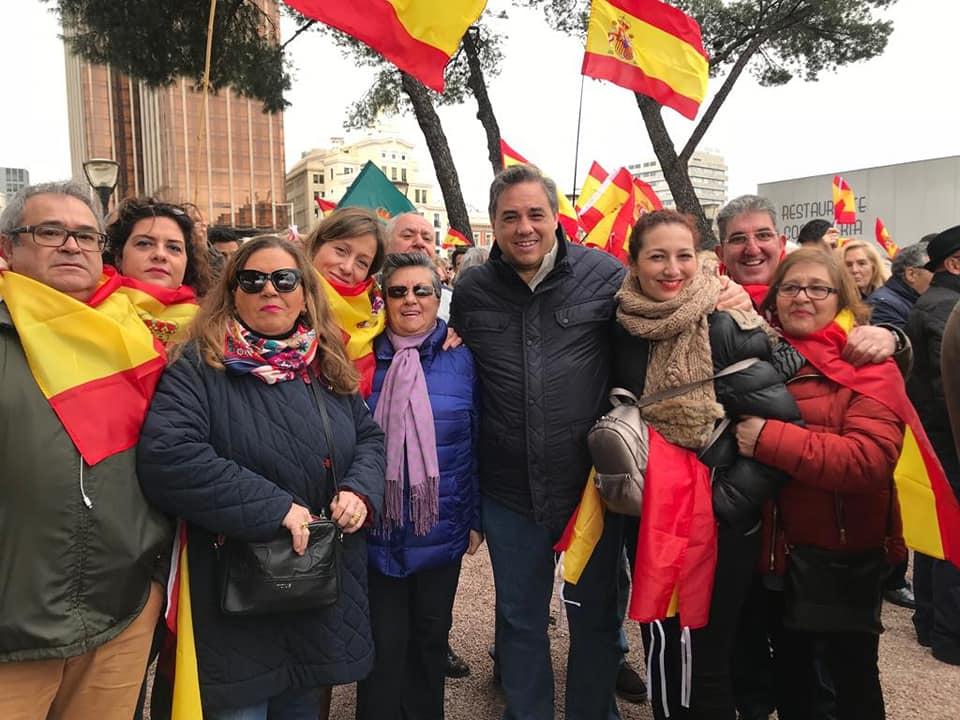El PP de San Fernando de Henares pide la dimisión del candidato del PSOE, Javier Corpa.