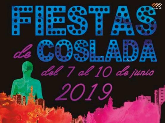 Las Fiestas Patronales de Coslada 2019, un interesante programa repleto de actividades.
