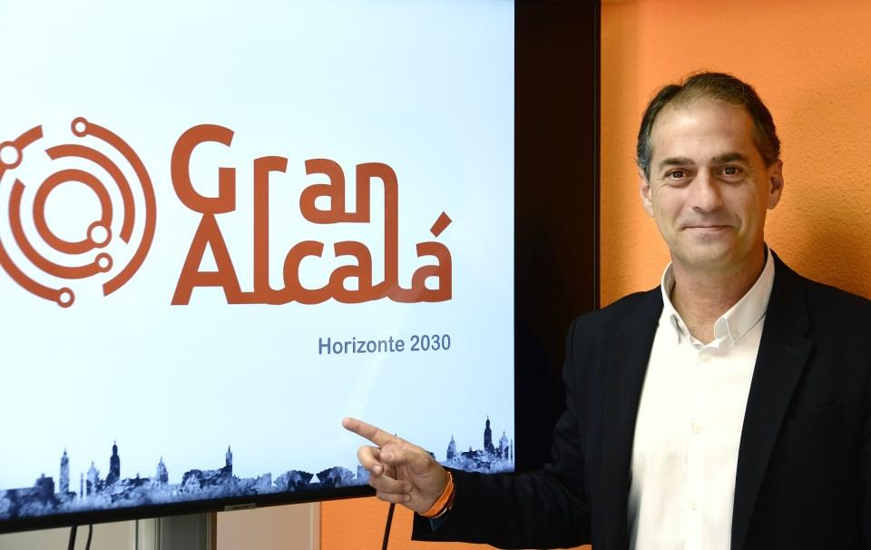 Alcalá: Ciudadanos (Cs) presenta el 'proyecto Gran Alcalá', una apuesta de futuro innovador para la ciudad.
