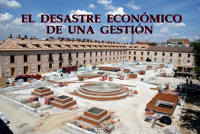 Elecciones 26-M: Caso plaza de España y sus consecuencias en la gestión de la futura Corporación Municipal.