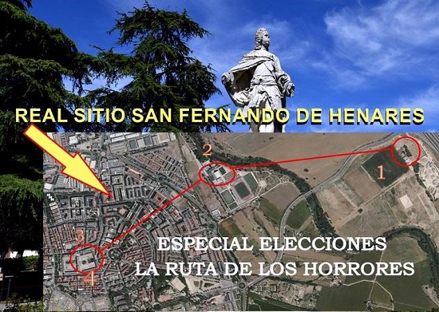 Como se ha llegado a la Ruinosa situación económica del Ayuntamiento de San Fernando de Henares.