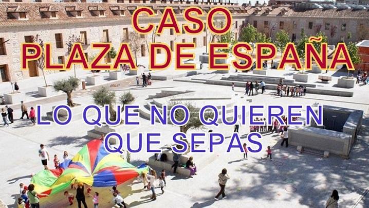 La Asociación El Molino, ofrece a los vecinos, más información  sobre el Caso Plaza de España.