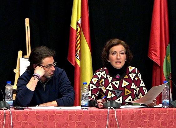 El Psoe de San Fernando de Henares anuncia en rueda de prensa, que  rompen las negociaciones con la coalición del partido de la alcaldesa Cati Rodríguez, Más Madrid-SFH Sí Puede.