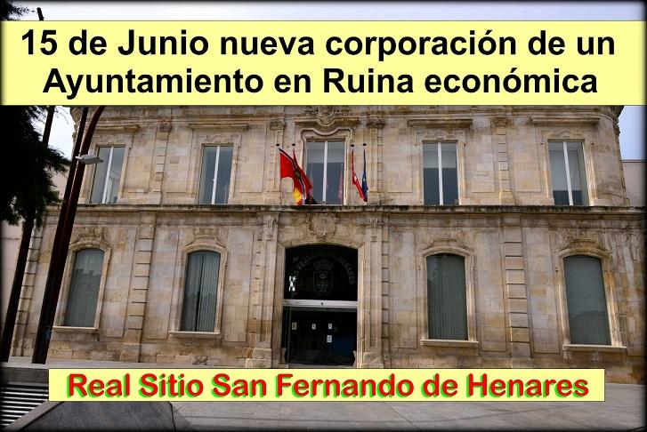 ¿Aguantará sin ser Intervenido el Ayto. de San Fernando, este nuevo mandato 2019-2023?