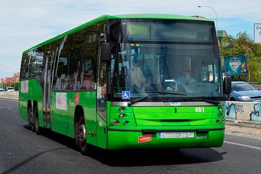 San Fernando de Henares contará con  un autobús lanzadera con plataforma que prestará servicio hasta el Hospital del Henares, en Coslada.