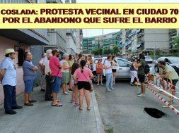 Protesta Vecinal-