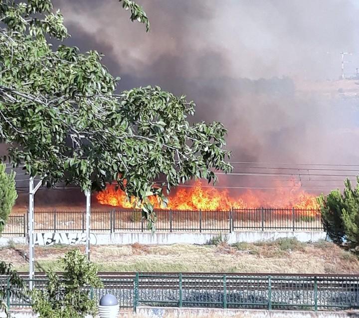 Ayto. de Coslada y el PP del municipio, hacen un llamamiento a extremar las precauciones para evitar incendios por las altas temperaturas.