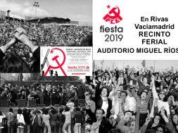 Portada Fiesta PCE-2019-A