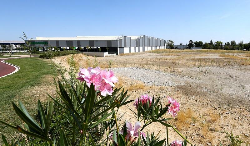 Nuevo paso adelante para el área comercial y de ocio que se construirá en la antigua parcela de Garaeta.