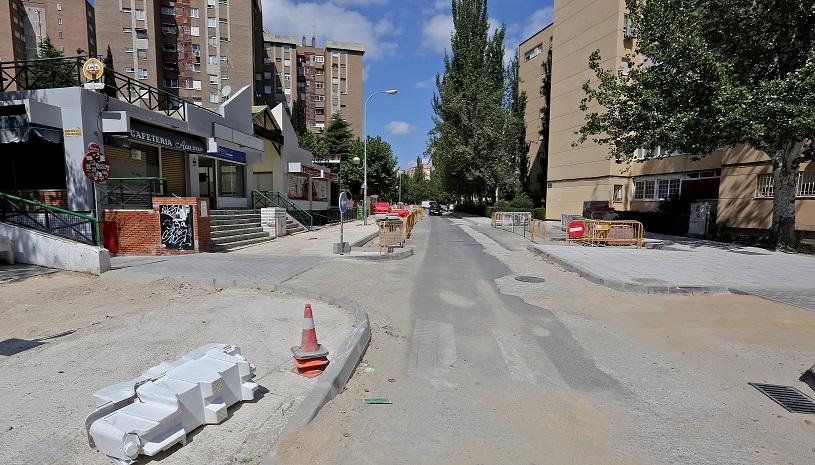 Coslada.- La calle Uruguay permanecerá cortada por trabajos de asfaltado del 26 al 30 de agosto.