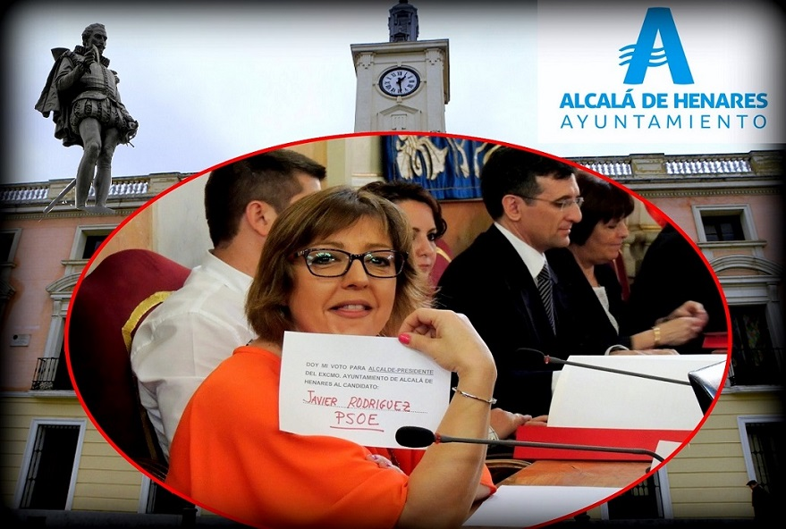 La exconcejala de IU Pilar Fernández, ya es gerente del ente público Alcalá Desarrollo (65.000€ anuales)