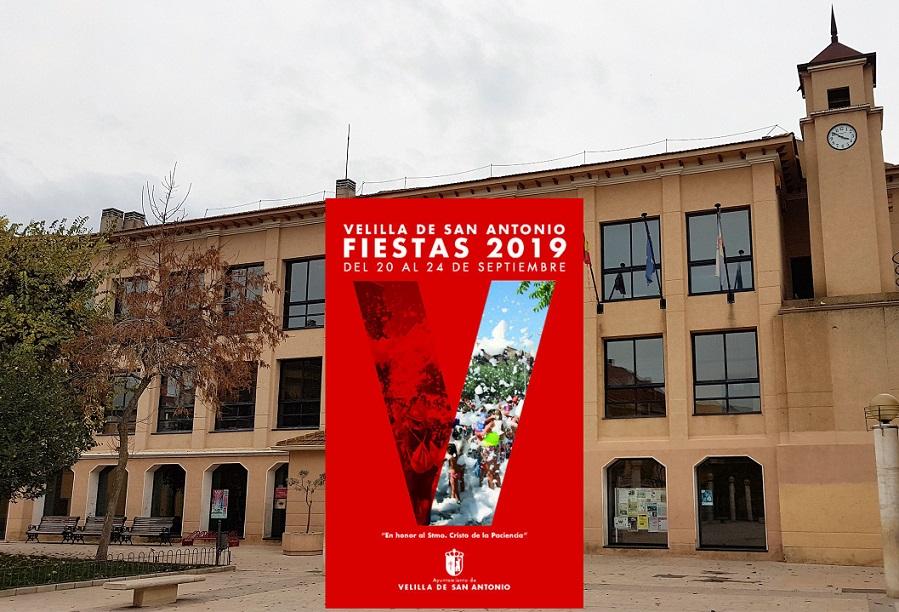 España2000 reclama regular la venta ambulante en las Fiestas Patronales de Velilla.