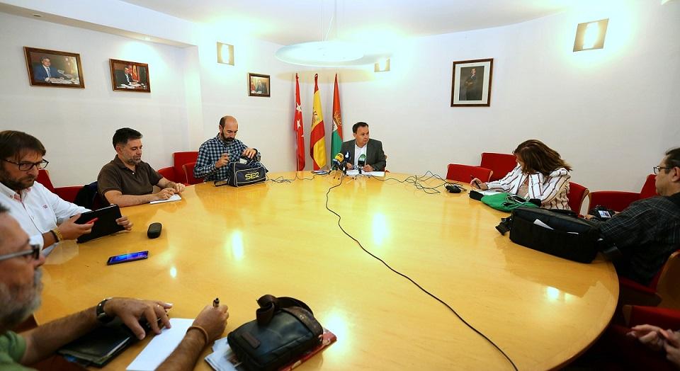 Coslada. Las cuentas del último ejercicio económico del Ayuntamiento se cierran con un remanente de ocho millones y medio de €