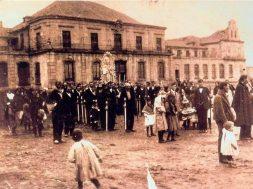 año 1918-Bendicón de las Candelas