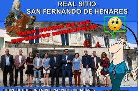 Henares Hoy TV-Portada