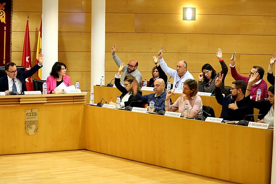 El Pleno de Coslada acuerda invertir 8,5 millones de € del remanente de Tesorería y subir algunos impuestos como el IBI.