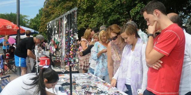 Coslada celebrará  el domingo 20 de Octubre su XVII Feria de Artesanía y Reciclaje.