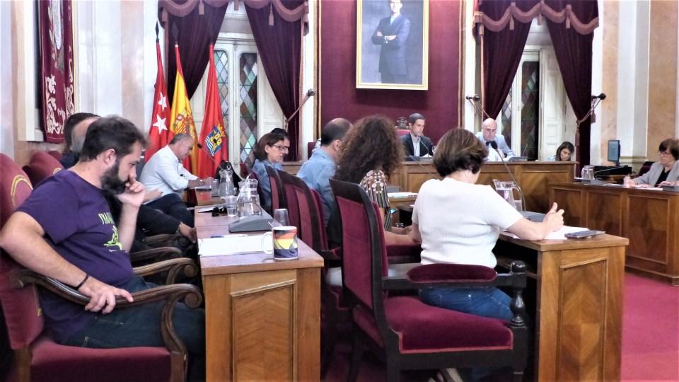 Podemos quiere bajarle el sueldo al alcalde de Alcalá de Henares.