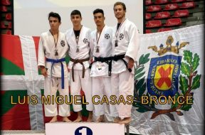 Luis M Casas Bronce RED