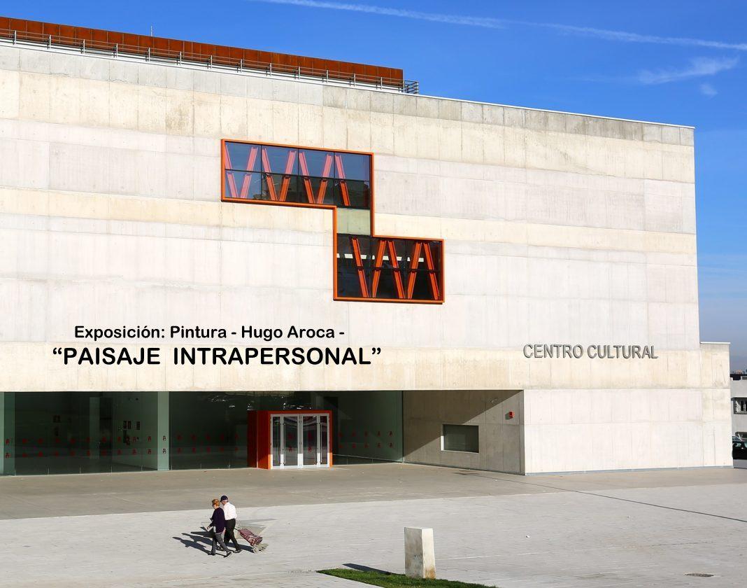 Coslada: Exposición de pintura en el Nuevo Centro Cultural La Rambla de Hugo Aroca hasta el 5 de diciembre.