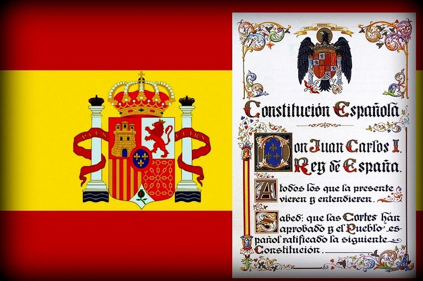 La Constitución Española cumple hoy 6 de Diciembre 41 años.