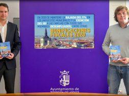 Alcalde y Tte de Alcalde.Torrejón