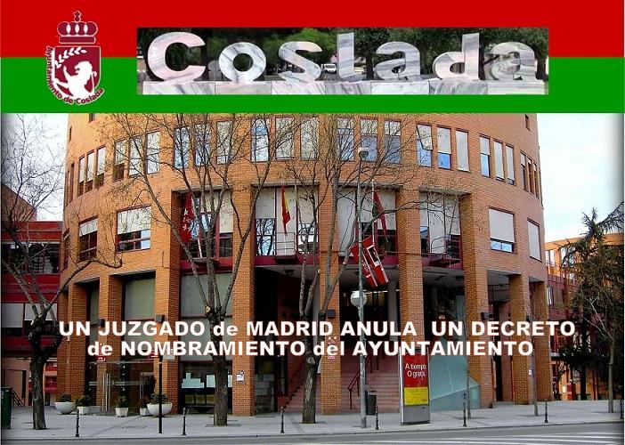 El PP denuncia que El Gobierno del PSOE en Coslada ha vuelto a incumplir el Convenio Colectivo contratando a una trabajadora que no cumplía los requisitos.