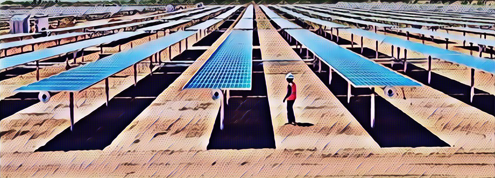 Sobre la viabilidad de una planta solar Fotovoltaica en Parcelas Municipales.