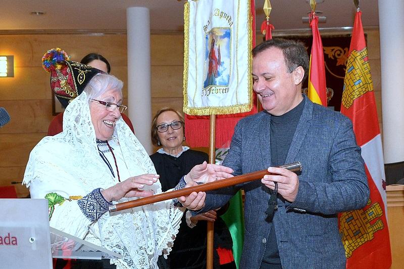 Las Águedas se celebraron en Coslada con un alegato a favor de la igualdad y contra la violencia de género.