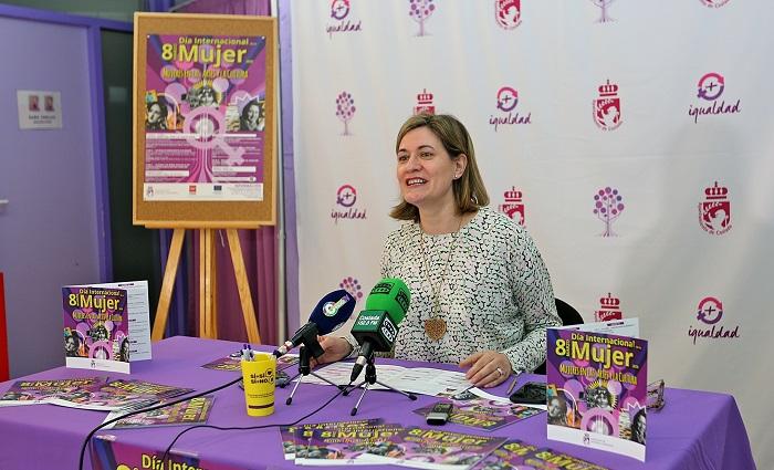 Coslada: El 8 de marzo 2020 estará dedicado a las mujeres en las artes y Cultura.