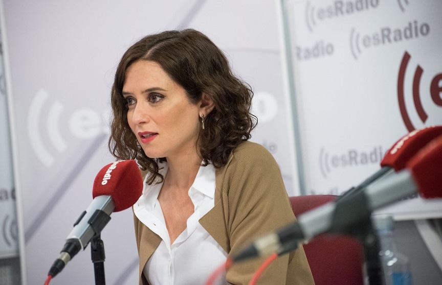 La Presidenta de la Comunidad de Madrid contagiada. Se disparan los contagios en España.