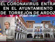 202Coronavirus EN EL AYUNTAMIENTO DE TORREJON