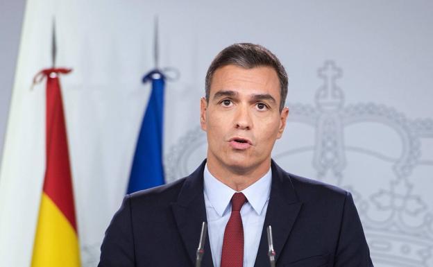 Pedro Sánchez, pedirá al congreso prorrogar 15 días más el estado de Alarma.