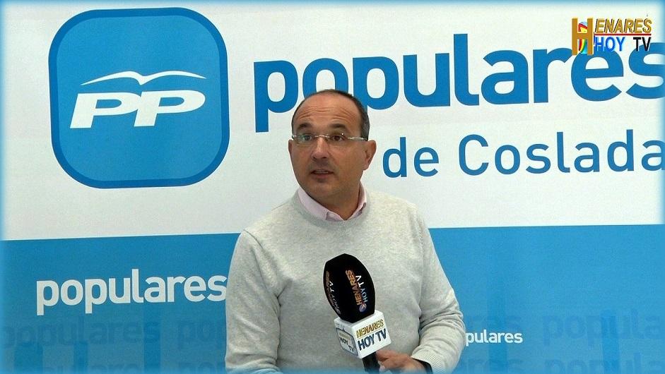 El PP de Coslada propone destinar las partidas económicas de las fiestas suspendidas a la crisis del Covid-19.