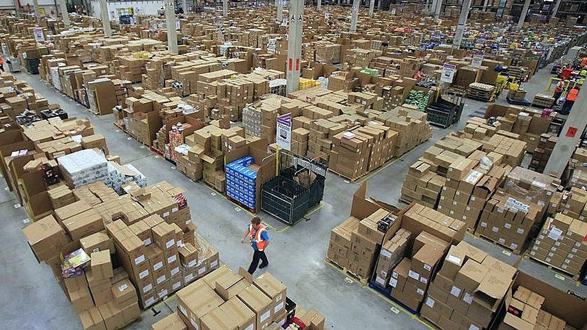 Amazon, cada día más gigante.