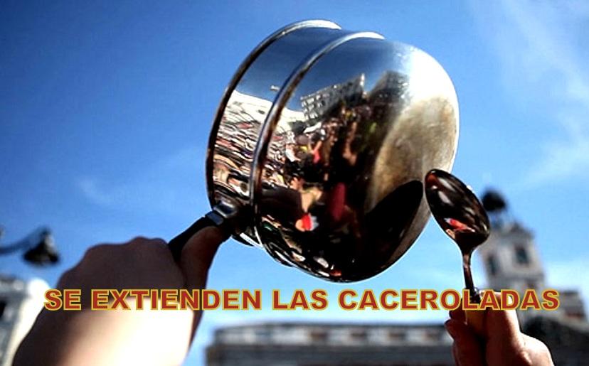 Las caceroladas y protestas contra el gobierno de Sánchez, se extienden también por el corredor del Henares.