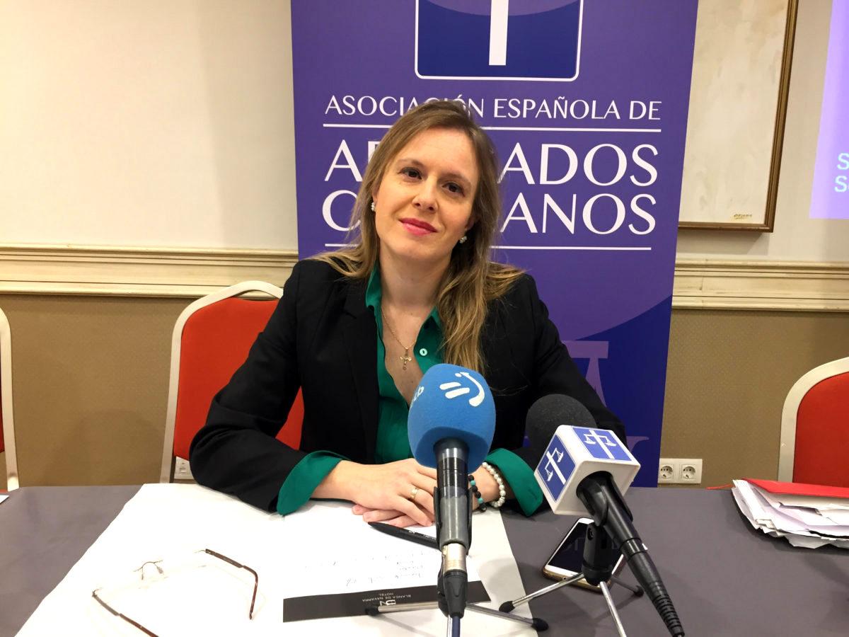 Polonia Castellanos -Asociacion de abogados Cristianos