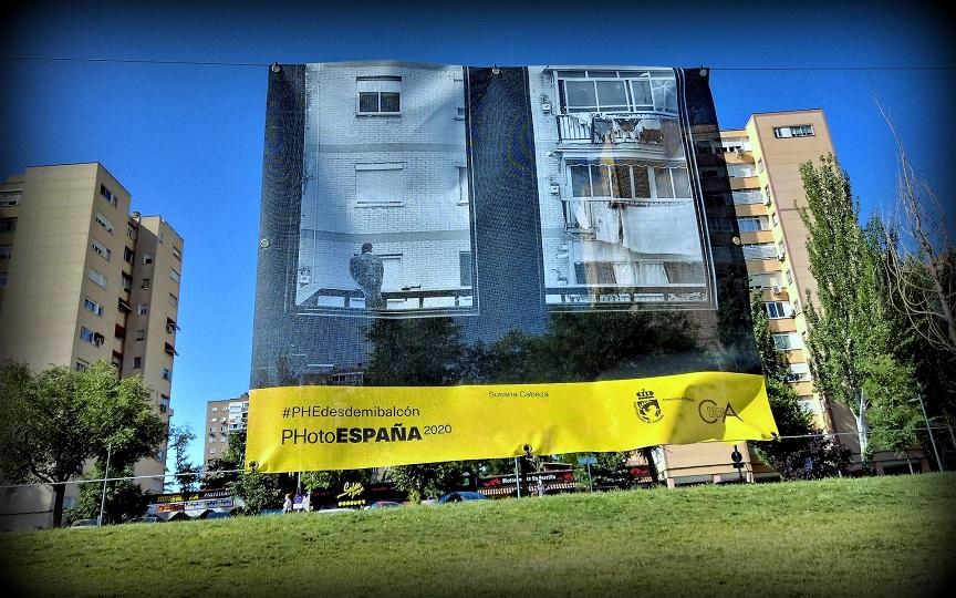 Coslada/Alcalá de Henares: Exposición de Fotografías tomadas desde los balcones durante el confinamiento.