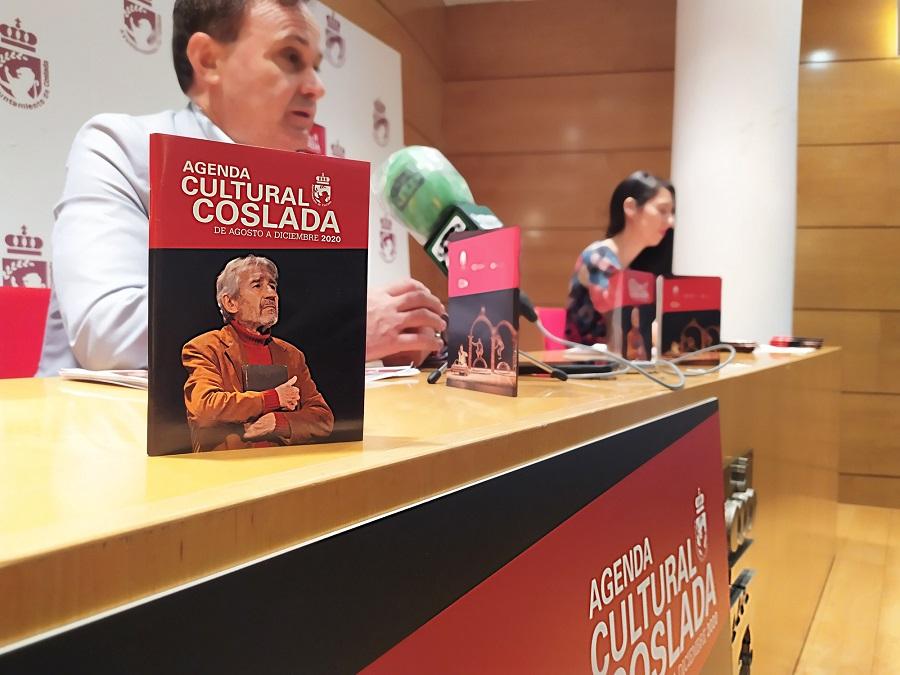 Coslada Presenta la agenda cultural para el último cuatrimestre del año/2020.