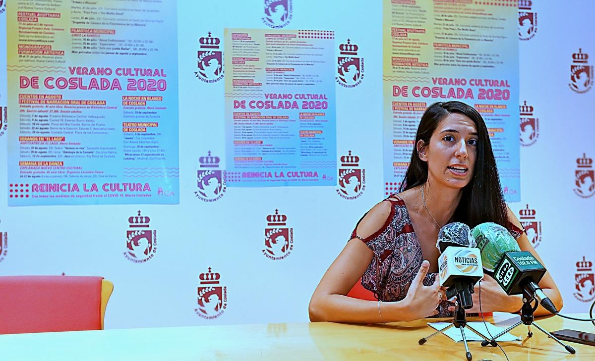 Verano Cultural en Coslada ofrece en agosto El I Festival de Narración Oral, espectáculos musicales al aire libre y la Semana de Danza.