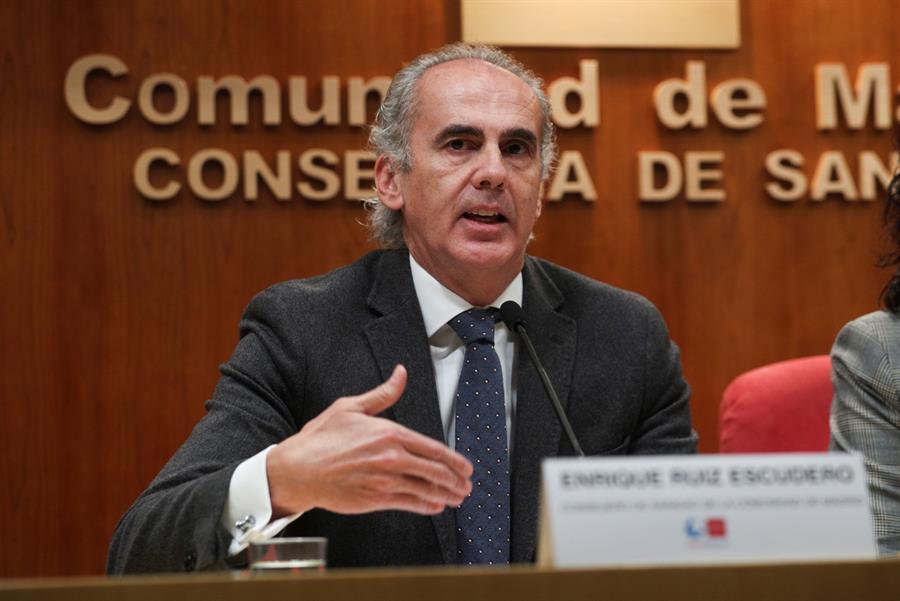La Comunidad de Madrid denuncia que el gobierno de Sánchez solo les facilitará 100.000 de las 300.000 vacunas prometidas.