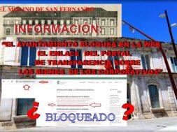 El Molino Bloqueo Web Ayto.RED